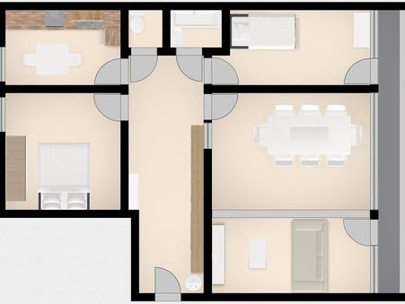 Vente apartment € 143000  Chamalieres