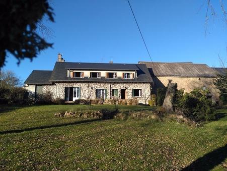 vente maison ROUSSILLON EN MORVAN 140m2 129000€