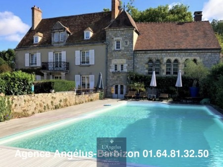 vente maison Barbizon 1850000 €