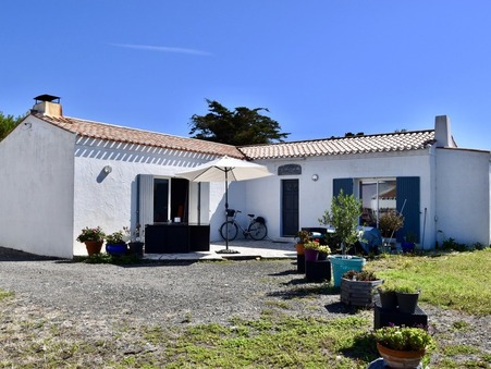 Maison 416000 € sur Noirmoutier en l'Ile (85330) - Réf. RAI41