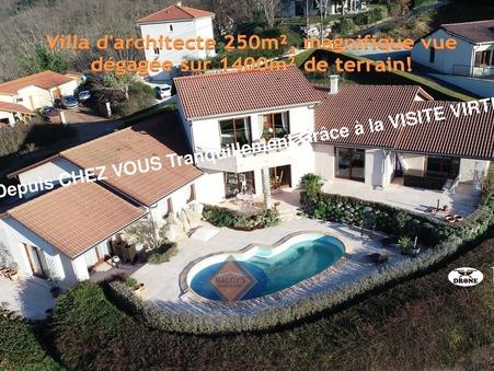 Vente Maison Saint-Pierre-la-Palud Réf. 1153 - Slide 1