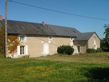 Maison 198000 € Réf. 6882 Ourouer les Bourdelins
