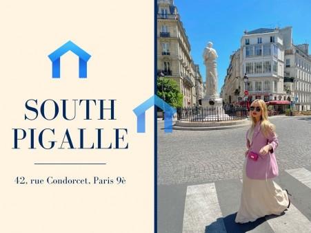Vente Autre PARIS 9EME ARRONDISSEMENT Ref :Southpigalle - Slide 1
