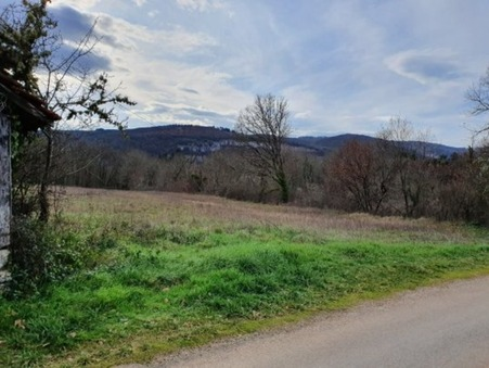 vente terrain TOUR DE FAURE 5000m2 33000€