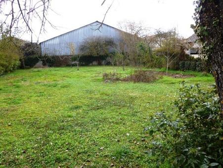 A vendre terrain Bourges 18000; 45000 €