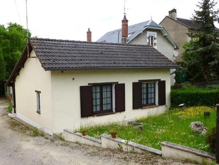 A vendre maison Bourges 18000; 89000 €