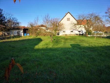 A vendre terrain Bourges 18000; 65000 €