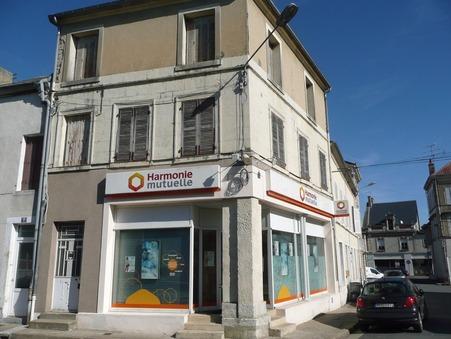 A vendre immeuble Sancoins 18600; 29500 €