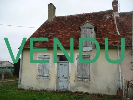 Maison sur Ourouer les Bourdelins ; 14900 €  ; Achat Réf. 4189-3376