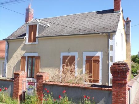Maison sur La Guerche sur l'Aubois ; 88000 € ; Achat Réf. 6039-5076