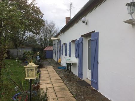 A vendre maison Bessais le Fromental 18210; 154000 €