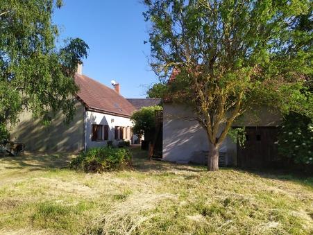 Maison 89000 € sur Jussy le Chaudrier (18140) - Réf. 6549-5545
