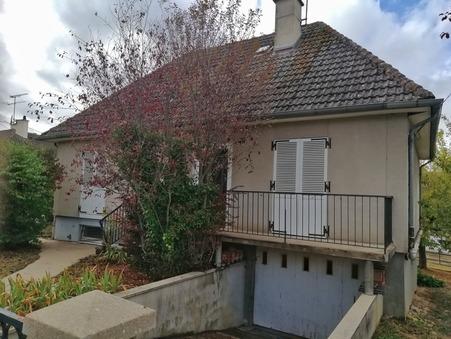 Vente maison 85000 € Lunery