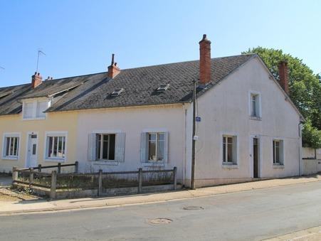 Achat maison St Florent sur Cher Réf. 6870-5898
