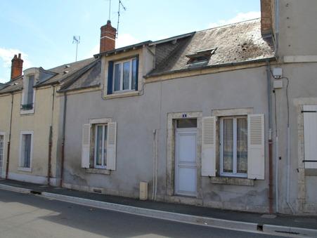 Achat maison St Florent sur Cher Réf. 6902