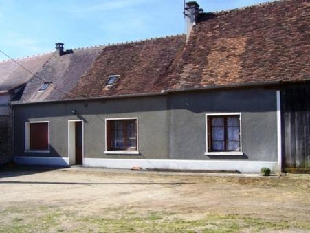 A vendre maison Gueret 23000; 88000 €