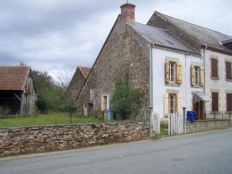 Achat maison Tercillat Réf. 1310