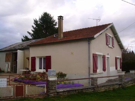 Vente maison 90000 € Tercillat