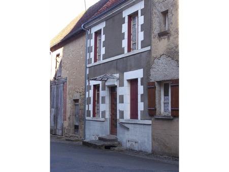 Maison 23000 € Réf. 3847-3112 Cheniers