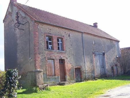 Vente maison 28000 € Nouziers