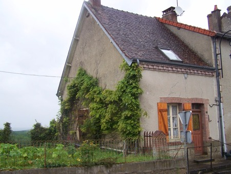 A vendre maison Chatelus Malvaleix 23270; 31000 €