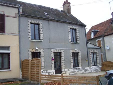 Vente maison 93500 € Clugnat