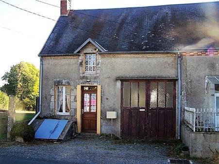 A vendre maison Lourdoueix St Pierre 23360; 28000 €
