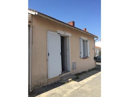 vente maison LA BERNERIE EN RETZ 46m2 174650€