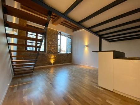 vente appartement Lyon 4eme arrondissement 49m2 258000€