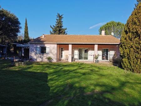 vente maison CHATEAUNEUF DE GADAGNE 108m2 294000€