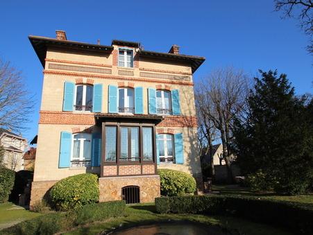 vente maison LE VESINET 202m2 1545000€