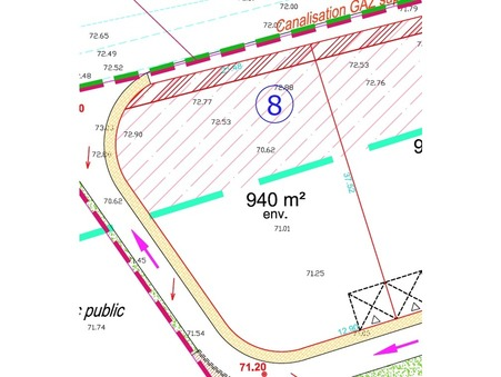 Terrain 95000 €  sur Jonchery sur Vesle (51140) - Réf. 8908