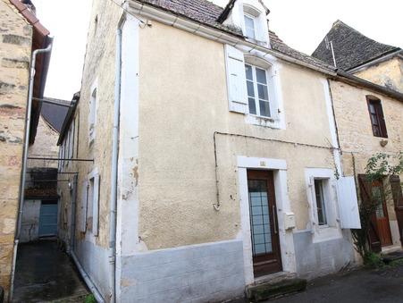 vente maison MONTIGNAC 90m2 59900€