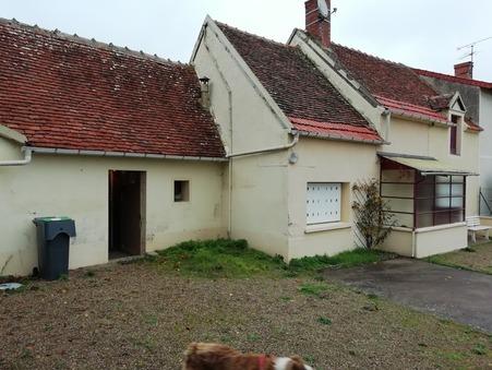 Maison 54900 €  sur Saint-Amand-Montrond (18200) - Réf. 7125