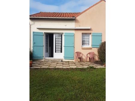 Louer maison LA BERNERIE EN RETZ 46 m²  580  €