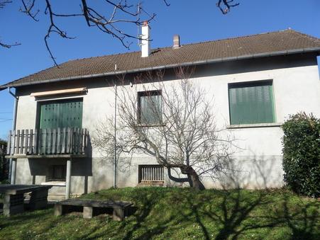 Maison 86500 € Réf. 2368-1740 Chateaumeillant