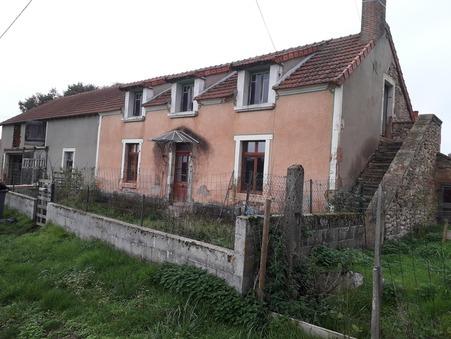 A vendre maison Vesdun 18360; 43000 €