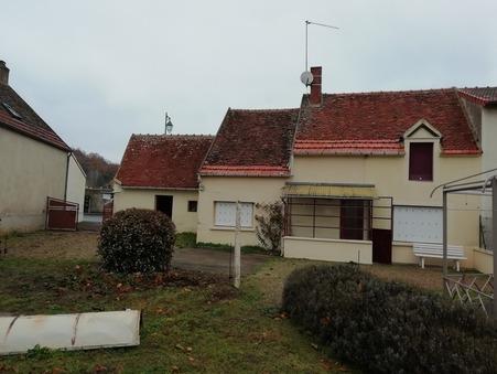 A vendre maison Colombiers 18200; 54900 €