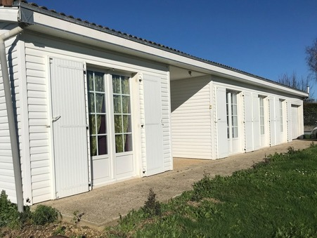 A vendre house La Jarrie 17220; € 296000