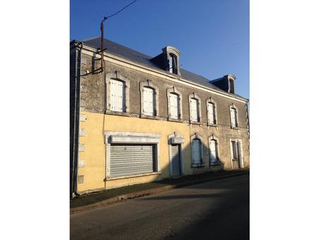 Vente maison 45000 €  Vierzon