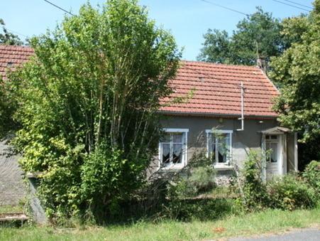 vente maison LA NOCLE MAULAIX 62m2 38000€