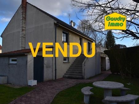 Vente maison MARCILLY SUR TILLE 117 m²  221 500  €