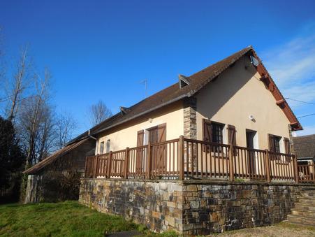 Maison 104000 € Réf. 10627 Sarlande