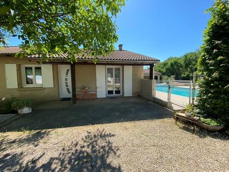 vente maison BEAUMONT LES VALENCE 110m2 345000€