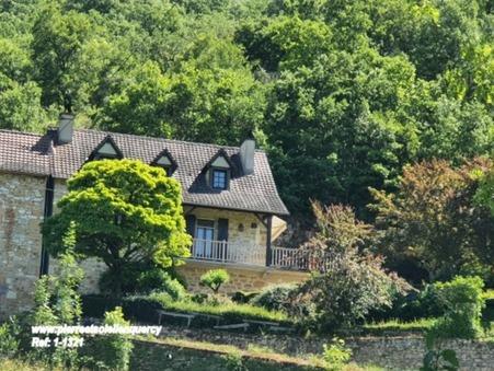 vente maison AMBEYRAC 100m2 157500€