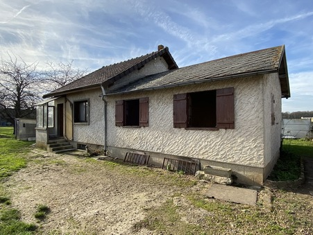 vente maison BOISSISE LE ROI 67m2 199500€