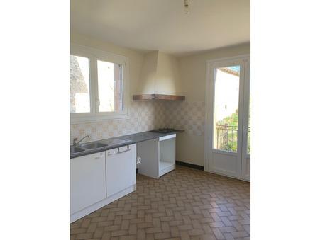 A louer appartement 550 €  La Chapelle Gonaguet