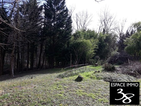 Vente terrain 292000 €  La Tronche