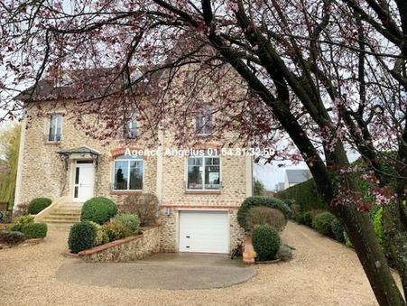 vente maison Saint-Fargeau-Ponthierry 860000 €