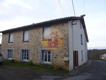 vente maison BRIGUEUIL 151m2 86400€